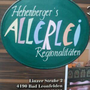 Hehenberger`s Allerlei